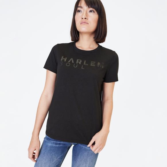 HARLEM SOUL T-Shirt black