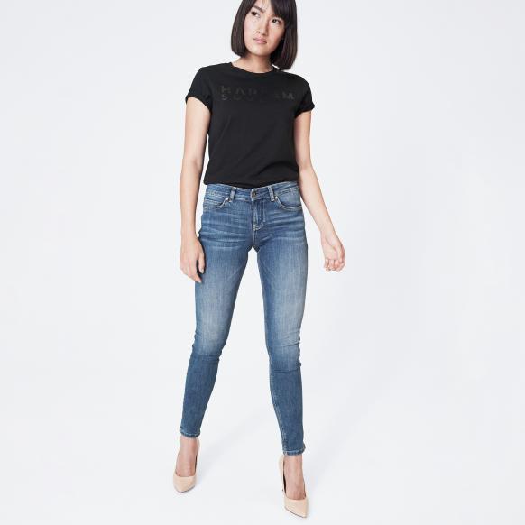 Blue Used Jeans KAR-LIE blue used