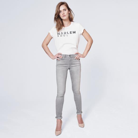 Grey Used Jeans KAR-LIE grey used