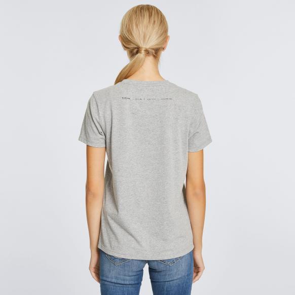 HARLEM SOUL T-Shirt grey melange