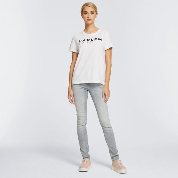 HARLEM SOUL T-Shirt white