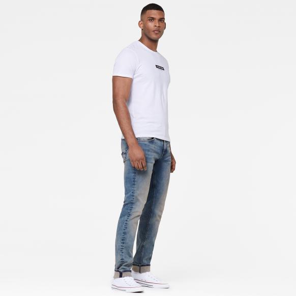 MEL-BOURNE T-Shirt mit Mini Logo Print white