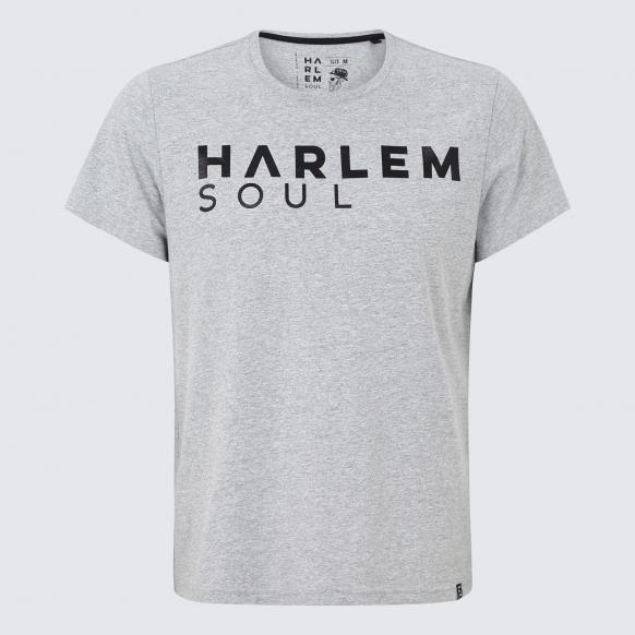 MEL-BOURNE T-Shirt mit Print grey melange