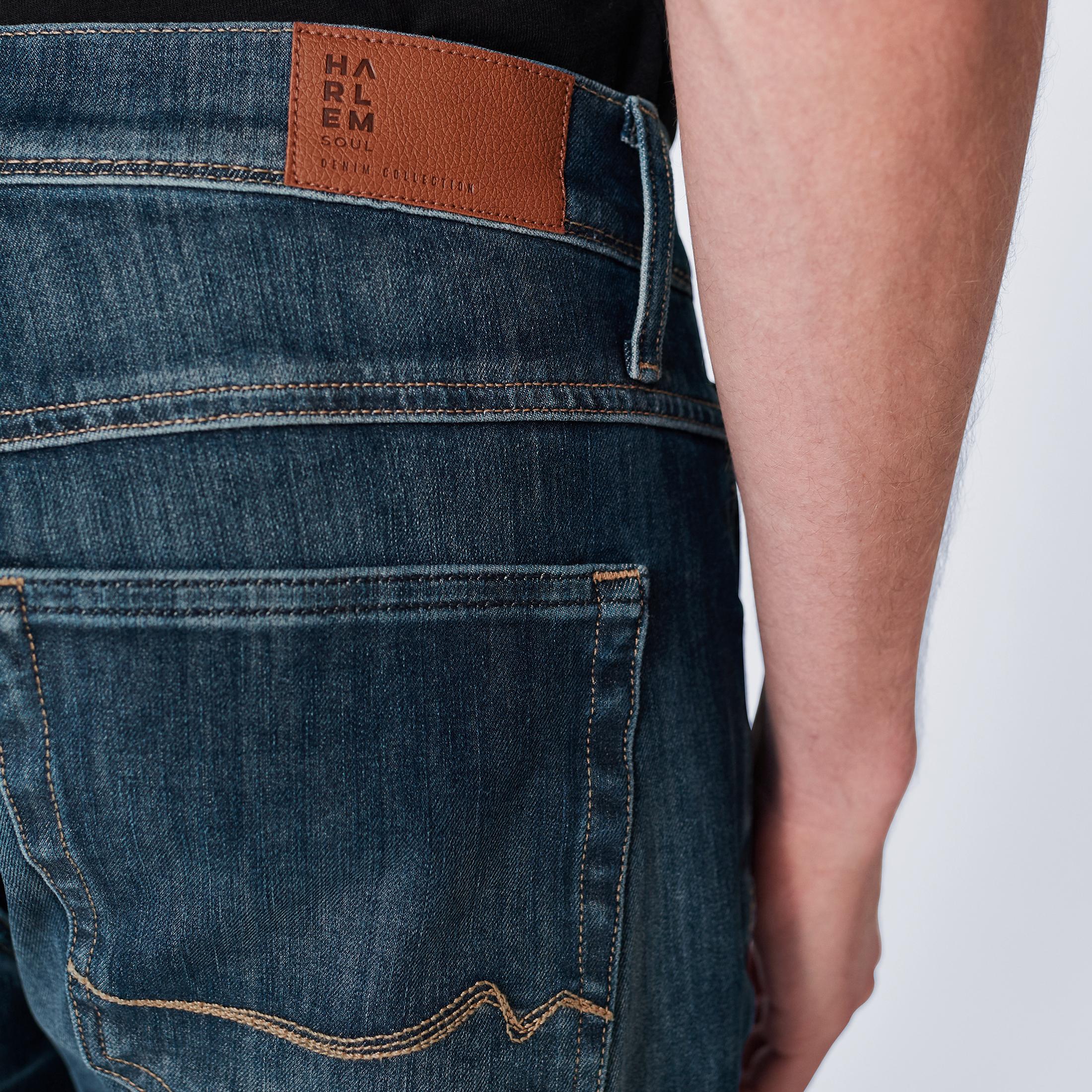 Vintage Blue Jeans CLE-VE