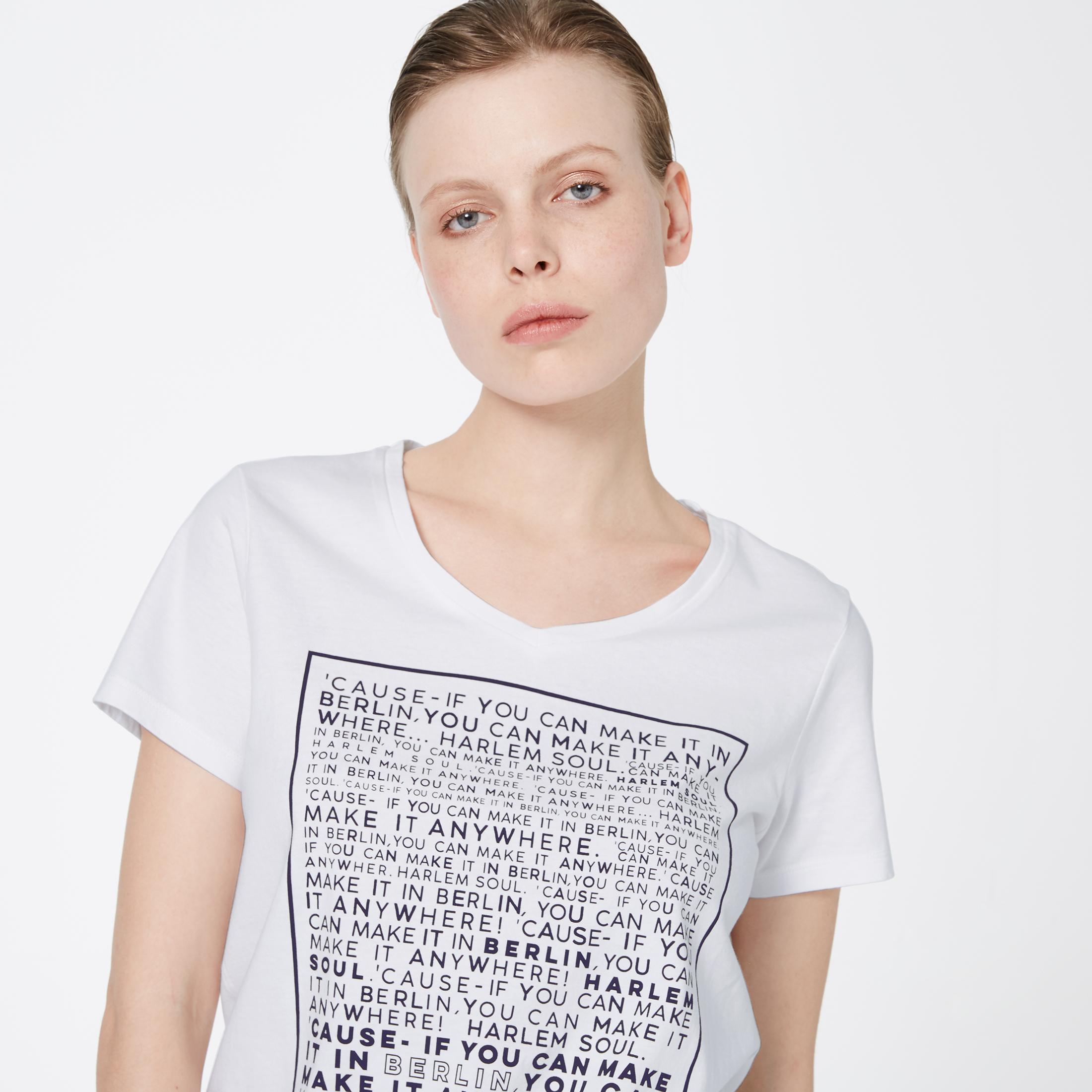 PA-RIS T-Shirt V-Neck
