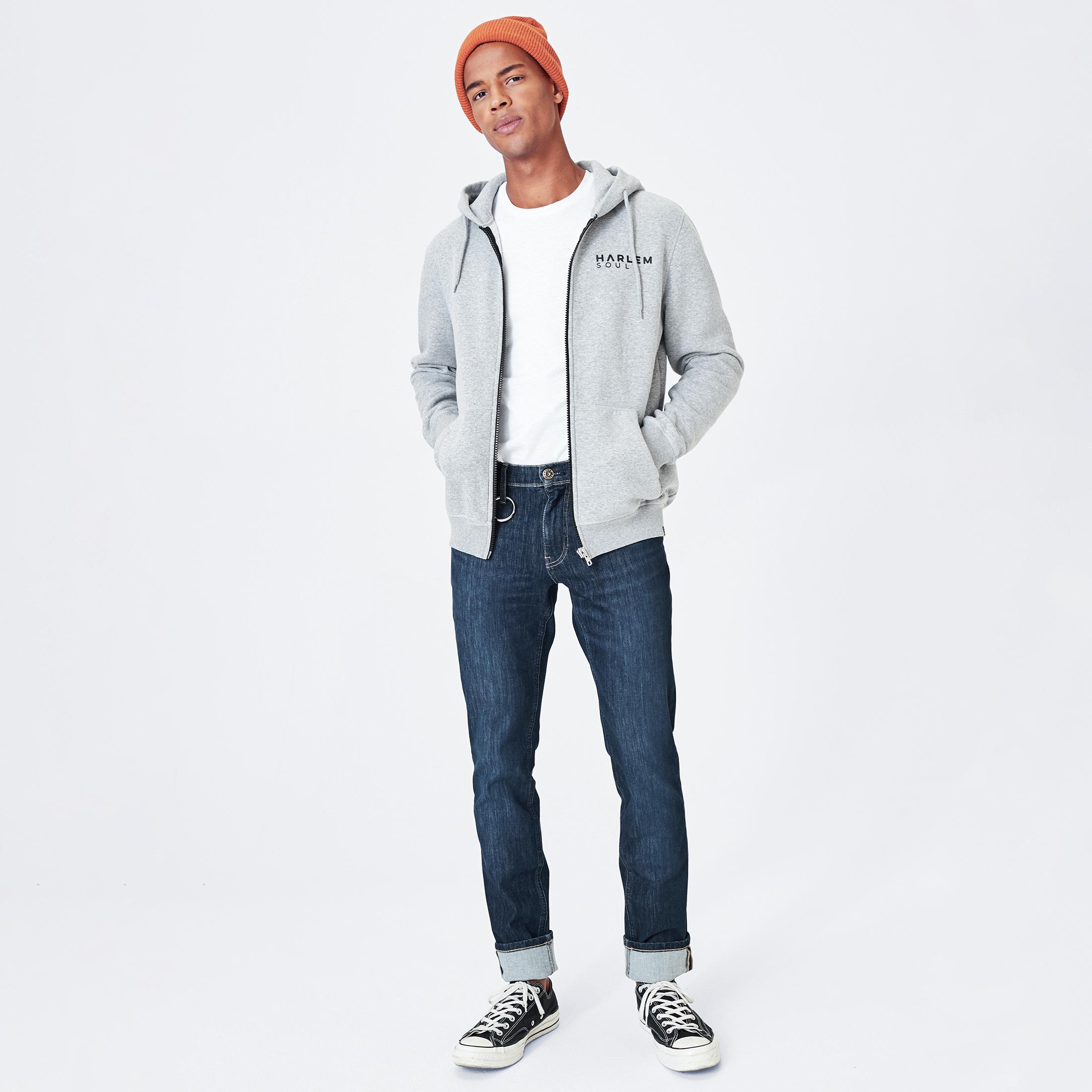 Dark Blue Jeans CLE-VE